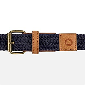 Mayoral – Boy's Elastic Belt Braided Dark Blue – 10.800db