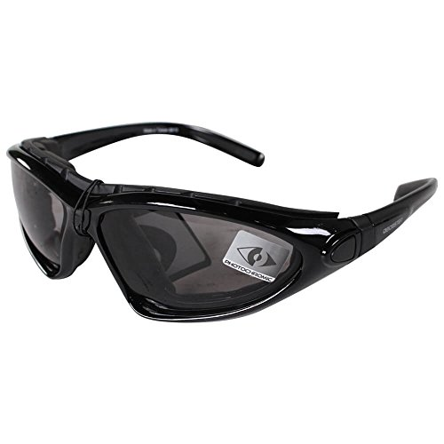 Bobster Riding Glasses (Road Master- Convertible)