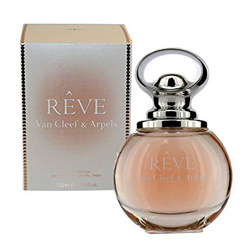 - Van Cleef & Arpels Reve Eau de Parfum Spray for Women, 3.3 Ounce
