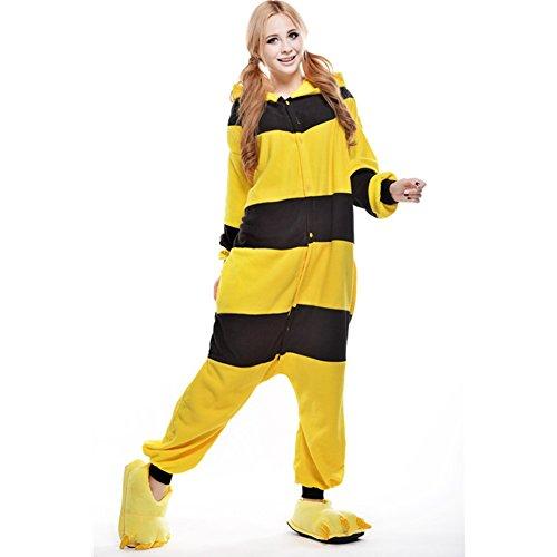 Déguisement L Combinaison Pyjama Pingouin Unisexe Costume Amurleopard Abeille Adulte Vêtements Nuit Animal Onesie TqdwUwWP4