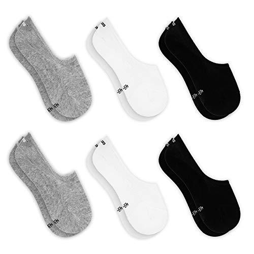 Snocks Sneaker Socken Damen & Herren (6x Paar) Füßlinge