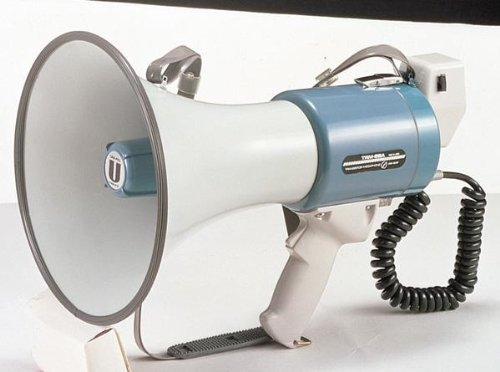 UNI-PEX ユニペックス 15Wメガホン TRM-66A B003680WJM