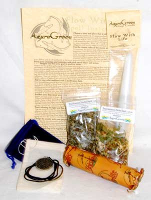 Fortune Telling Toys Magic Spell Kit Flow With Life Easy Comfort