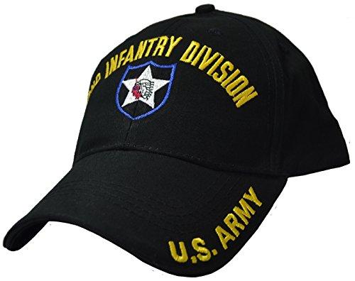 Eagle Crest 2nd Infantry Division Low Profile Cap