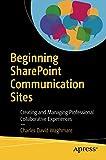 Beginning SharePoint Communication
