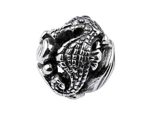 SilveRado Sterling Silver Underwater Bead/Charm