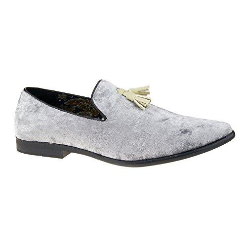 gris Footwear hombre con London cuña Sandalias dIwqX7