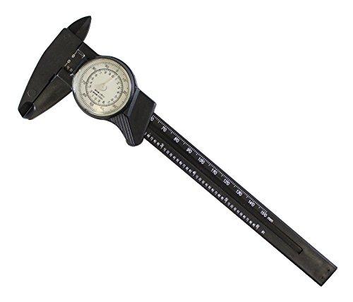 6 vernier dial caliper - 8