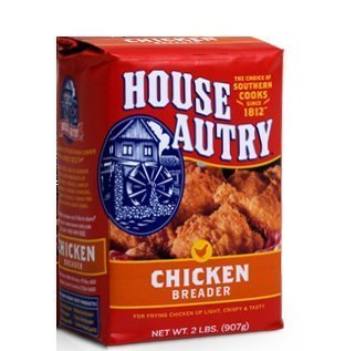 House-Autry Chicken Breader, 2-lb bags - Chicken 2 Lb