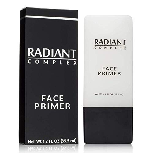 Best Makeup Base: Radiant Complex Face Primer and Pore Minimizer Transforms Your Skin into a Smooth Matte Canvas for…
