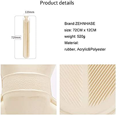 2L Pure Natural Rubber with Super Soft Cover Water Bottles Safe and Durable Hot Water Bottle for Family ZEHNHASE Extra Long Hot Water Bottle with Cover