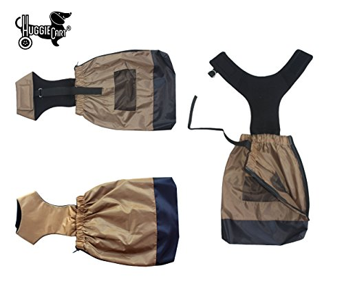 Huggiecart Dog Drag Bag 4 Sizes to Select to Fit Your Dog (Medium)