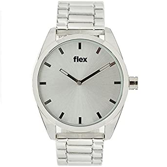 Armbanduhr Flexwatches Silver Bradly
