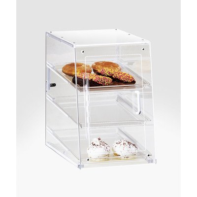 "UPC 688640114440, Cal-Mil 942-S U-Build Self-Serve Cabinet, 13.5"" Width x 22"" Depth x 21"" Height, Clear"