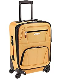 Amazon.com: Orange - Carry-Ons / Luggage: Clothing, Shoes & Jewelry