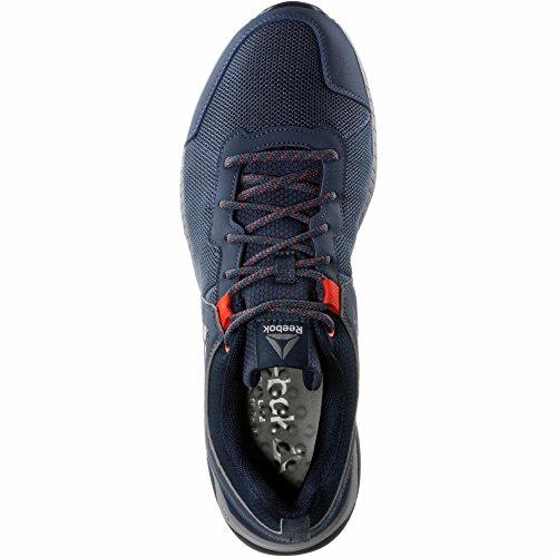 Reebok Herren DMX Lite Katak Gymnastikschuhe blau (Smoky Indigo / Collegiate Navy / Flint Gry / O)