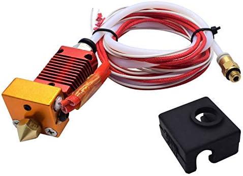 Jarhit Kit de Extrusora Hotend CR10 de Cabeza J Completamente ...