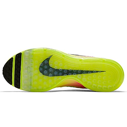 Nike Zoom All Out Flyknit Oc Heren Hardloopschoenen Trainers 845.716 Schoenen Van De Multi-color / Multi-color
