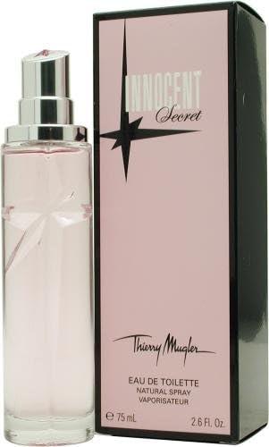 Angel Innocent Secret FOR WOMEN by Thierry Mugler 78 ml