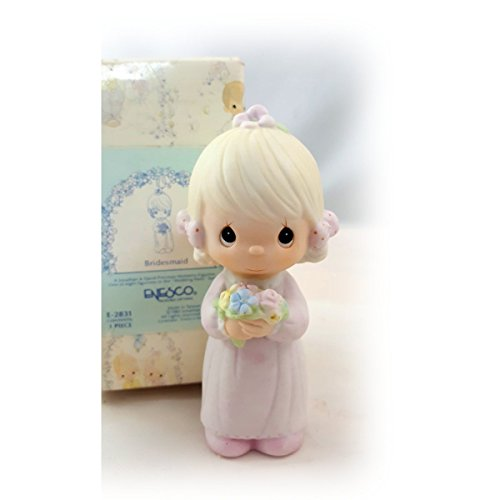 (Precious Moments Bridesmaid Figurine E2831)