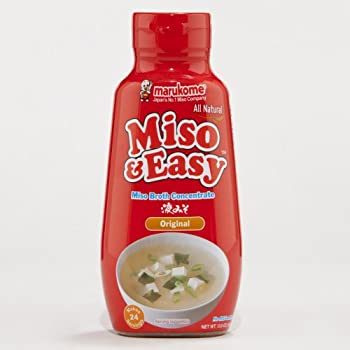 Miso and Easy Original Broth 14 oz. (Pack of 2)