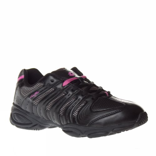 Zapatillas Deportivas Para Mujer Lotto N1210 Negro