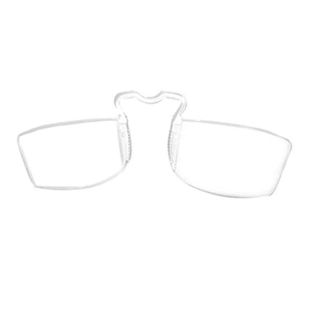 1.50 3.00 YUNCAT Occhiali da lettura senza astine e senza montatura Uomini e donne naso riposo occhiali da lettura Pince-nez occhiali da lettura+1.00 2.50 2.00