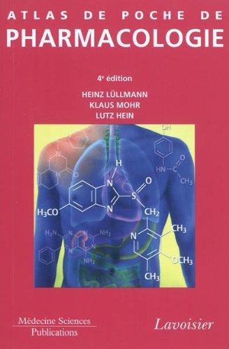 atlas de poche de pharmacologie gratuitement