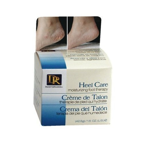 Ramsdell Heel (Daggett & Ramsdell Heel Care Moisturizing Foot Therapy Facial Care Products)