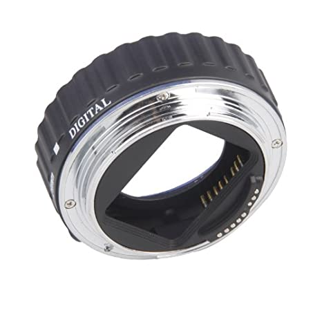 Mcoplus 1d Mark I-iv 5d Mark I-iii Canon EOS Canon EOS 1d C 6d 7d 60d 50d 40d 30d 20d 10d 1100d I-1ds Mark Iii The Premium Copper Mount Version Auto Focus and TTL Macro Extension Tube Set Adapter Fit for Canon Ef Ef-s Lens 3pcs-13mm 21mm 31mm 1d X