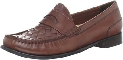 Cole Haan Women's Laurel Woven Loafer,Sequoia,5 B US