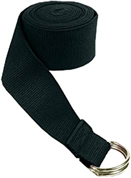 Clever Pro Yoga Strap - D-Ring Buckle