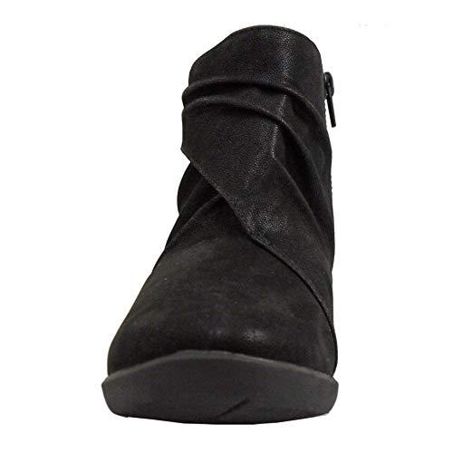 Tana 0 Boot Black Sillian Clarks Clarks Womens D 7 Sw0I7FnAxq