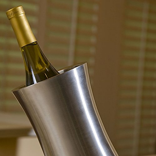 Personalized Stainless Steel Wine Chiller by Center Gifts (Image #1)