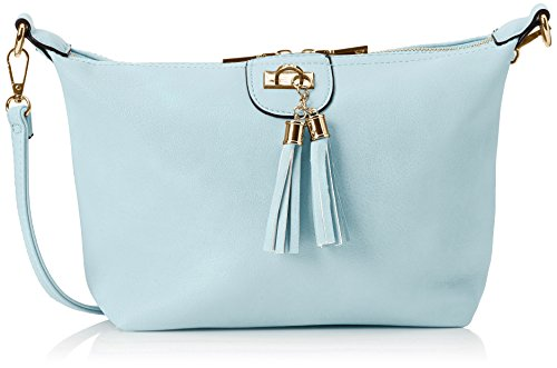 Bag Blue Bleu Swanky light Swans Shoulder Caprice Sacs Bandoulière Cn8Atq8w