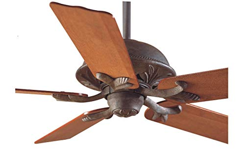 rovencal Gold Ceiling Fan with Air Max Motor (Certified Refurbished) ()