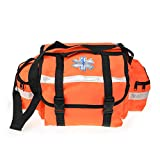 Dealmed First Responder Trauma Bag (Orange - Fully Stocked)