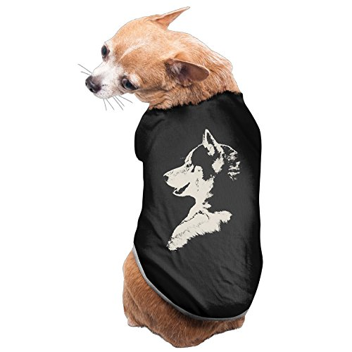 The Side Of The Northern Inuit Dog Cute Dog Costume ()