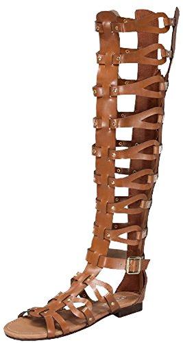 Atta 17 Sandali Flat Da Donna Gladiatore Con Cinturino Alto E Gladiatore
