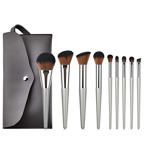 Kaarii Makeup Brushes Set, 9 Pieces