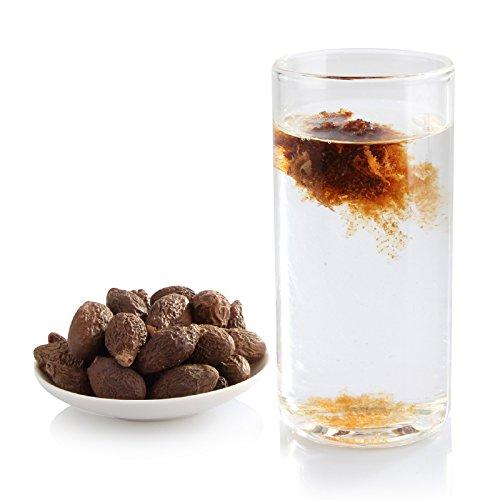 胖大海 HEKUNDA Dried Pangdahai 150 g Sterculia Lychnophora Hance Herbal Tea