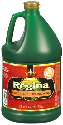 Regina Fine Sherry Cooking Wine 1 Gallon (2 Pack)