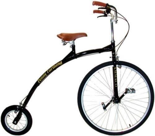 Penny Farthing bicicleta Retro estilo Vintage réplica Fun bike ...