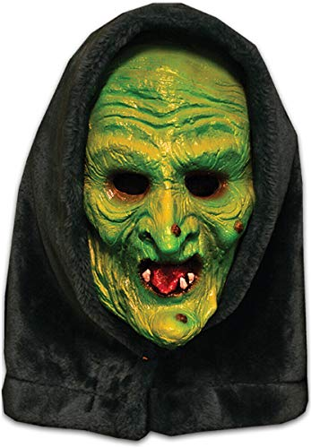 Trick or Treat Studios Men's Halloween III-Witch Mask, Multi, One Size ()