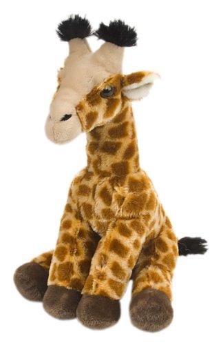 Wild Republic Giraffe Baby Plush, Stuffed Animal, Plush Toy, Gifts for Kids, Cuddlekins 12 Inches