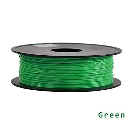 FJJ-DAYIN, 8 Opciones de Color Impresora 3D Filamento 1 KG ...