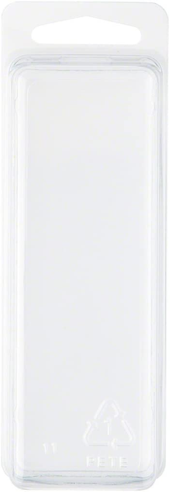 Collecting Warehouse Clear Plastic Clamshell Package/Storage Container, 4.19