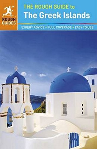 The Rough Guide to The Greek Islands (Rough Guides) (Best Greek Island For Hiking)