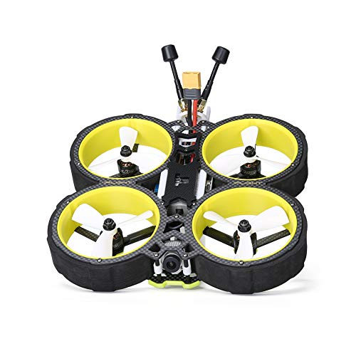 iFlight Bumblebee HD CineWhoop PNP BNF FPV Racing Drone with SucceX-A F4/40A BLHeli32 True AIO Board Compatible for DJI Digital HD FPV Air Unit (Frsky XM+)