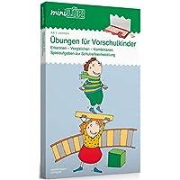 miniLÜK-Sets / Kasten + Übungsheft/e: miniLÜK-Set: Kindergarten/Vorschule: Übungen für Vorschulkinder